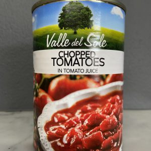 Tomato Products and Legumes